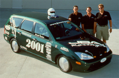 JBA Racing Ford Focus